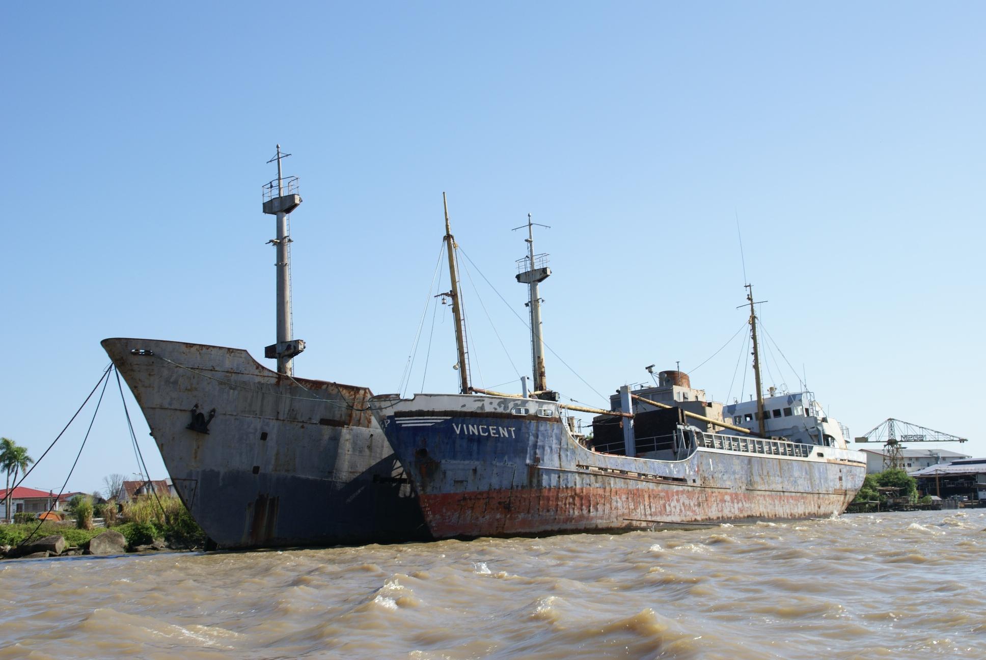 koopvaardij nl zeeschepen vrachtschip suriname